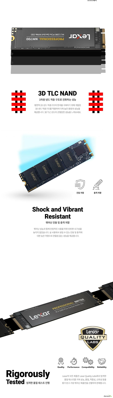Lexar NM700 M.2 NVMe (512GB)