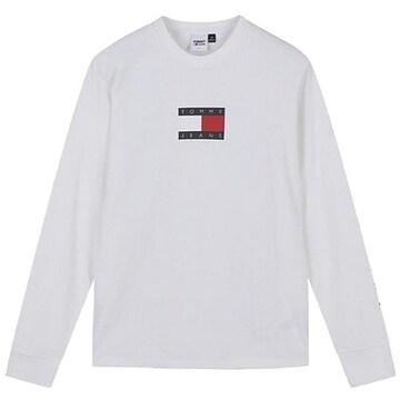 타미진 코튼 라운드넥 티셔츠 T32A7TTO055MT6 YBR_이미지