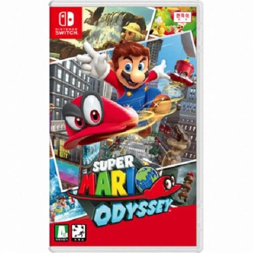 슈퍼 마리오 오디세이 (Super Mario Odyssey) SWITCH 한글판,일반판_이미지