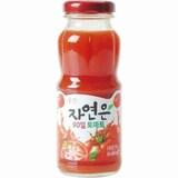 웅진식품  자연은 90일 토마토 180ml (24개)_이미지