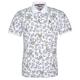 팬텀 로고 레몬 모티브 반팔 카라 티셔츠 21102TO023_이미지