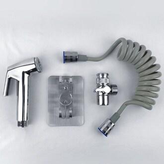 욕실청소 변기 샤워기 1.5m + 테프론 테이프_이미지