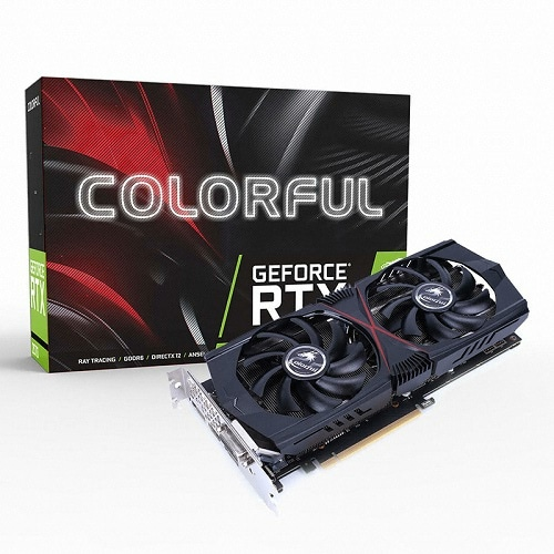 COLORFUL 지포스 RTX 2060 Gaming GT D6 6GB_이미지