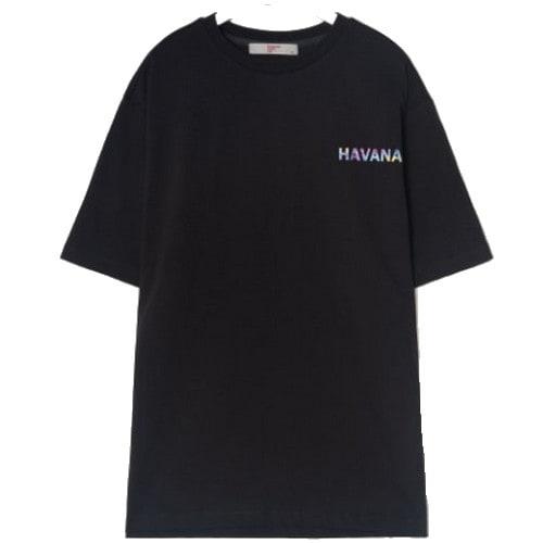 에잇세컨즈 남성 애쉬 코튼 멀티 컬러 레터링 반소매 티셔츠 459742LQ54_이미지