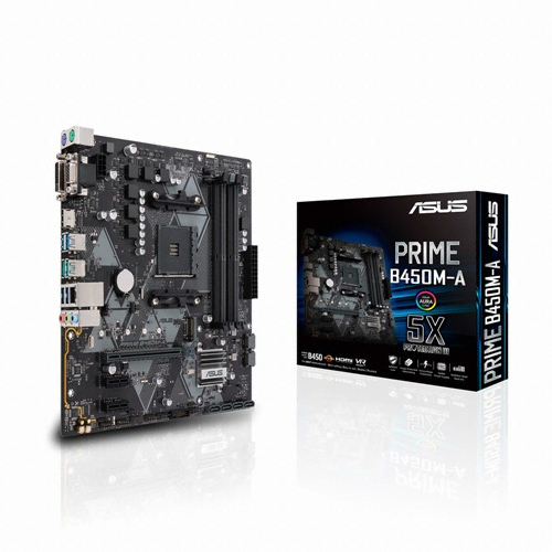 ASUS PRIME B450M-A 대원CTS