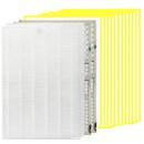 삼성전자 AX40R3080WMD 편백나무칩 호환용 필터세트