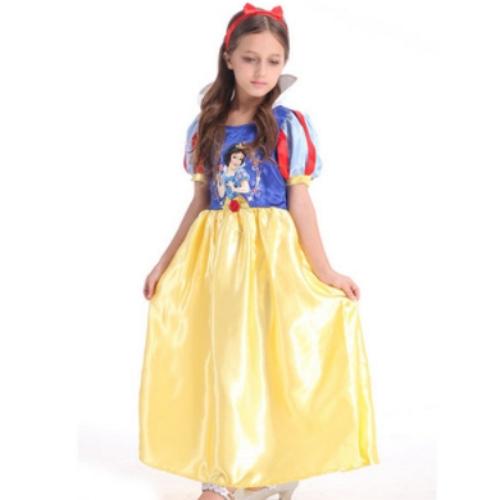 한중 키즈나라 백설공주 드레스 S15 기본형