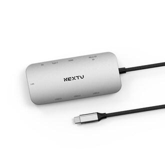 이지넷유비쿼터스 NEXT-2279TCH-PD (9포트/USB 3.0 Type C)_이미지