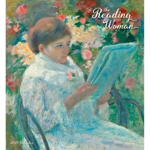 포미그레닛 2021 The Reading Woman 캘린더_이미지