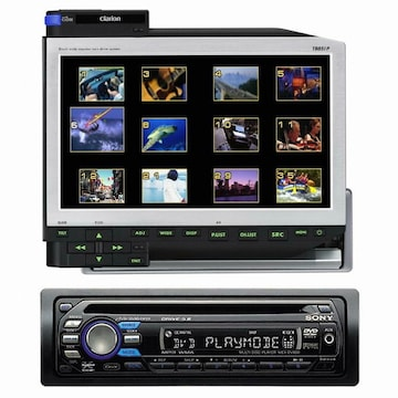 SONY MEX-DV900 (단품, TB-853W, DMB수신기)_이미지