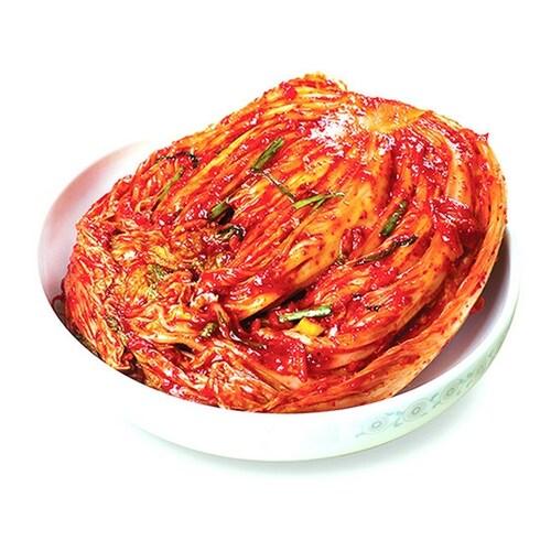 푸르젠  자연담은 송송 김치 포기김치 3kg (1개)_이미지