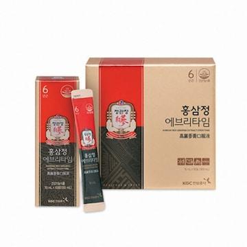 정관장 홍삼정 에브리타임 10ml 30스틱(1개)