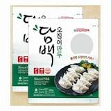 엄지식품  담백 오징어 만두 1kg (1개)_이미지