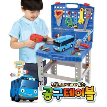 원앤원  타요 전동 드라이버 공구 테이블 가방