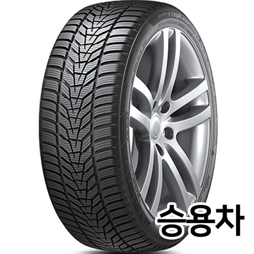 한국타이어 윈터 아이셉트 에보3 W330 245/45R18(지정점무료장착)