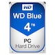 Western Digital WD BLUE 5400/64M/리퍼비시 (WD40EZRZ, 4TB)_이미지