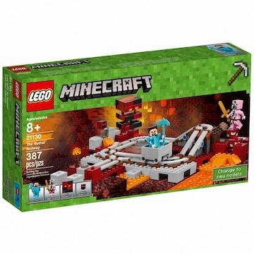 레고 마인크래프트 암흑계의 선로 (21130)