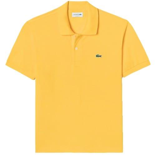 라코스테LIVE 베이직 반팔 폴로 셔츠 L1212-20CUS3_이미지