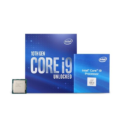 인텔 코어i9-10세대 10900K (코멧레이크S) (정품)_이미지