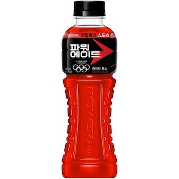코카콜라음료 파워에이드 마이티 포스 600ml(20개)
