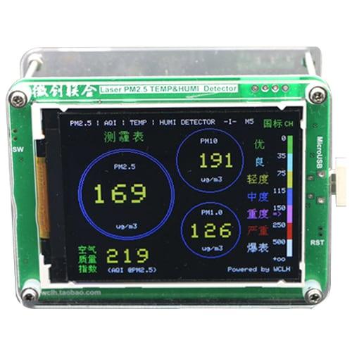 M5S 미세먼지 측정기 보급형 해외구매_이미지