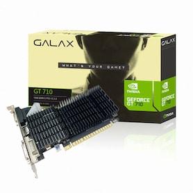 갤럭시 GALAX 지포스 GT710 D3 1GB LP 무소음