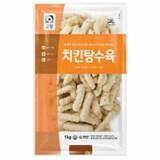사조오양 치킨 탕수육 1kg (2개)