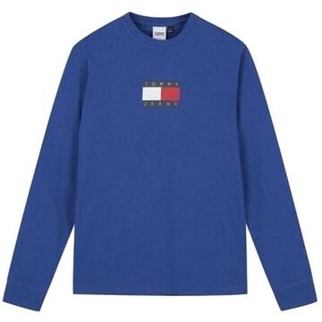 타미진 코튼 라운드넥 티셔츠 T32A7TTO055MT6 C63_이미지