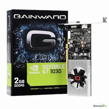 GAINWARD 지포스 GT1030 D5 2GB LP