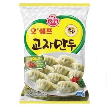 오뚜기 오쉐프 교자만두 1.3kg (1개)