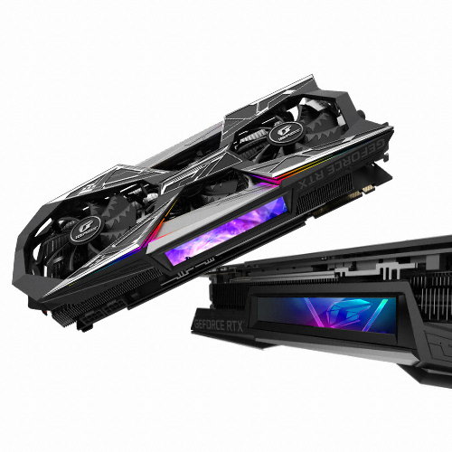 COLORFUL iGAME 지포스 RTX 2070 SUPER Vulcan X OC D6 8GB