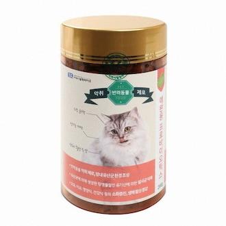 힐링바이오 청인 프로바이오틱스 유산균 고양이영양제 200g (1개)_이미지