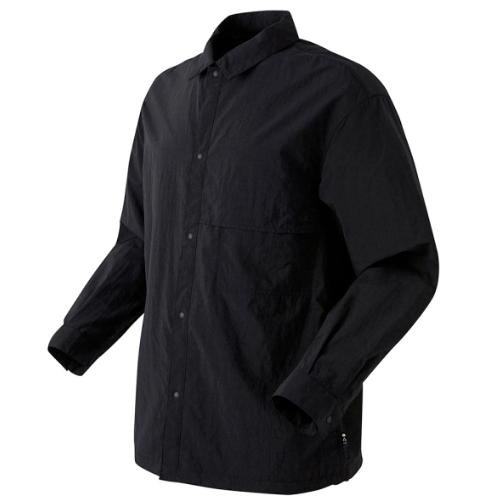 뉴발란스 히든포켓 셔츠자켓 NBNMB1L013
