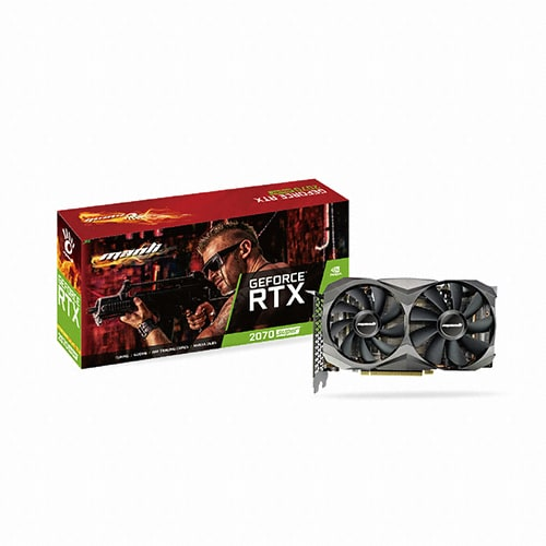 MANLI  지포스 RTX 2070 SUPER Dark Dragon D6 8GB