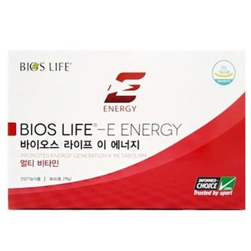 유니시티 바이오스 라이프 이 에너지 30스틱(1개)