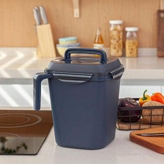 동양케미칼 셰프웨어 음식물 쓰레기통 5.1L_이미지