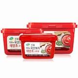 신송식품  100% 국산보리 태양초 고추장 1kg (1개)_이미지