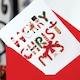 프롬앤투 메리크리스마스 카드 FS1024-1_이미지