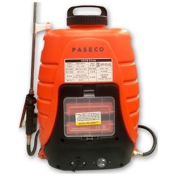 파세코  충전식 분무기 PES-H18L (8.0Ah, 배터리 1개)