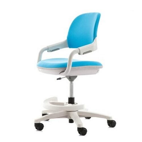 생활지음 제미니 중심봉고정형 학생 의자 (발받침포함)_이미지