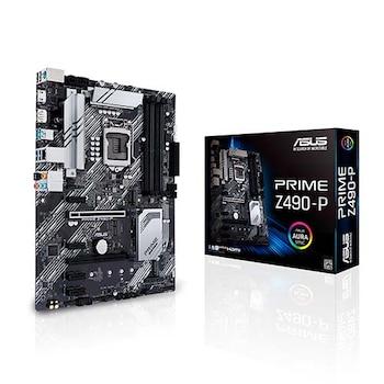 ASUS PRIME Z490-P 인텍앤컴퍼니