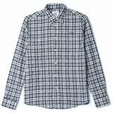 비욘드클로젯 ILP CHECK SUMMER 셔츠 (네이비)