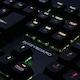 스카이디지탈 NKEYBOARD NKEY R5 RGB 기계식 게이밍 키보드 (블랙, 청축)_이미지