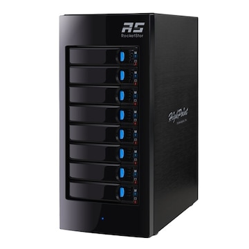 HighPoint RocketStor 6318A (64TB)_이미지