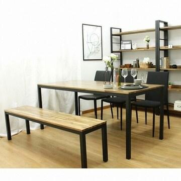 로뎀나무  엘리야 테이블 1500 (의자별도)