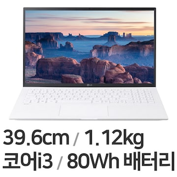 LG전자 2021 그램15 15ZD90P-GX30K