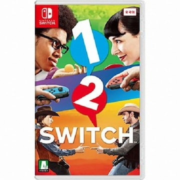 Nintendo  1-2 스위치 (1-2 Switch) SWITCH (영문/일본어판,일반판)