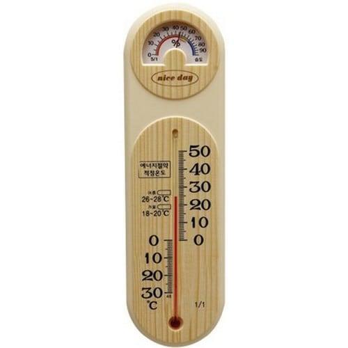 오피스디포 막대 온습도계 DK-012 12개_이미지