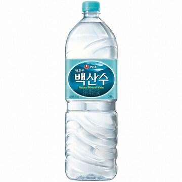 농심 백두산 백산수 2L(12개)