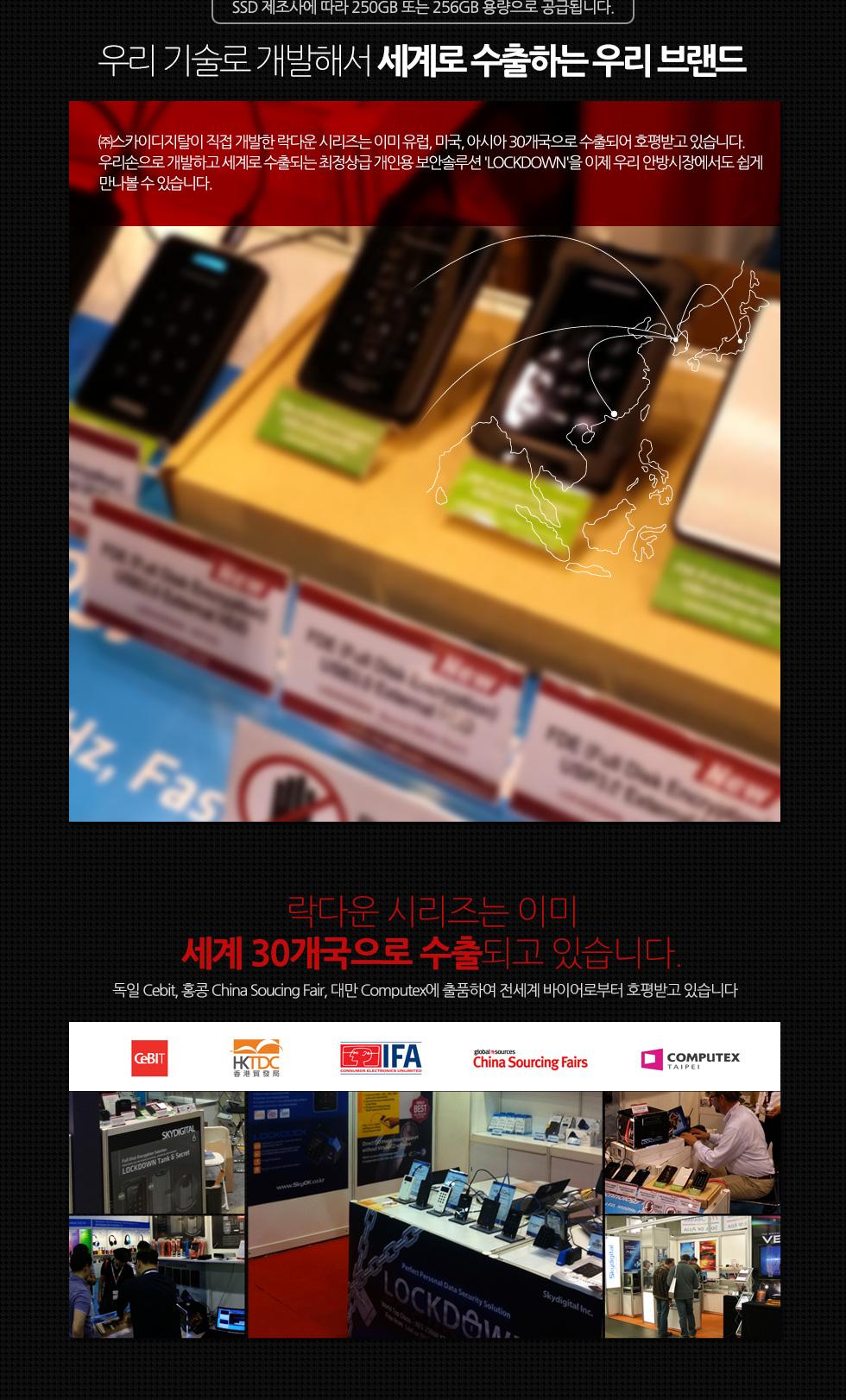 스카이디지탈 EZSAVE 락다운 SATA3 SSD (480GB)
